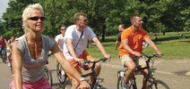 Bicycle Tours in Central park and around New York City is a great way to spend your vacation time